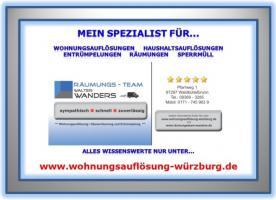 Foto 3 Wohnungsaufl�sung W�rzburg / Ihr Team mit K�nnen - Erfahrung - Kompetenz