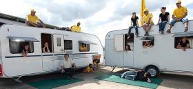 Foto 3 Wohnwagen Verwahrung Caravan INN Costa Brava Spanien