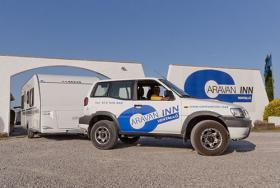 Foto 6 Wohnwagen Verwahrung Caravan INN Costa Brava Spanien