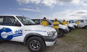 Foto 8 Wohnwagen Verwahrung Caravan INN Costa Brava Spanien