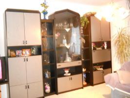 Wohnwand+Sideboard+Couchtisch