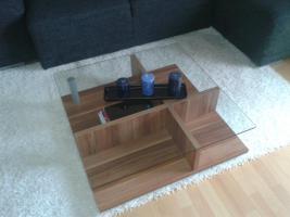 Foto 3 Wohnwand + Wohnzimmertisch + Beistelltisch