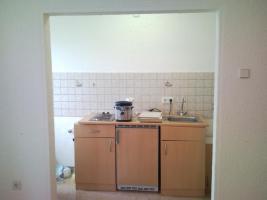 Wohnwand  inklusive Fernseher und Einbauküche super Angebot