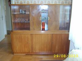 Wohnzimmer-Büfet aus Vollholz