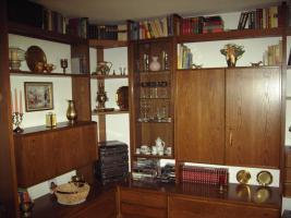Foto 2 Wohnzimmer/Esszimmer mit Raumteiler
