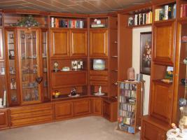 Wohnzimmer Kirschbaum Top-Zustand