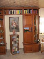 Foto 3 Wohnzimmer Kirschbaum Top-Zustand