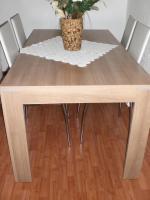 Foto 3 Wohnzimmer Möbel komplett mit Schrank, Tisch, Sitzgarnitur