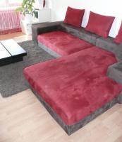 Wohnzimmer in RED