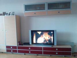 Wohnzimmer-Schrankwand modern