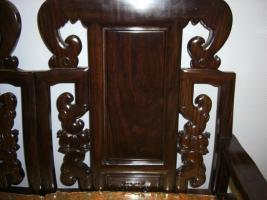 Foto 6 Wohnzimmer Sitzgruppe Asiatisch Holz