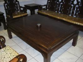 Foto 8 Wohnzimmer Sitzgruppe Asiatisch Holz