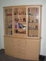 Wohnzimmer Vitrine / Schrank