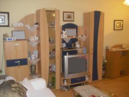 Foto 3 Wohnzimmer (Wohnwand, Sideboard, Esstisch, 6 Stühle)