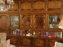 Wohnzimmer im älteren Stil
