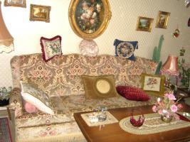 Foto 12 Wohnzimmer im älteren Stil