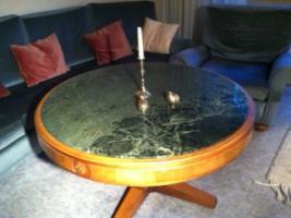 Wohnzimmer old school Tisch