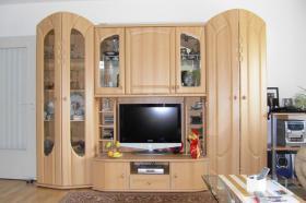 Wohnzimmer schranck +sofa  couch