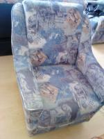 Foto 3 Wohnzimmer sofa mit schlaf funktion und 2er Sessel