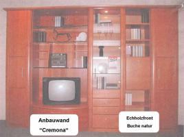 Wohnzimmer - Anbauwand - gebraucht