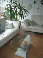 Wohnzimmer, Essstühle, Flur (Möbel, Teppiche, Deko)