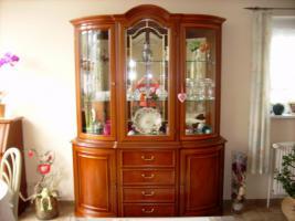 wohnzimmereinrichtung 6 teilig italienische m bel verona in schwerin antik kirsche. Black Bedroom Furniture Sets. Home Design Ideas