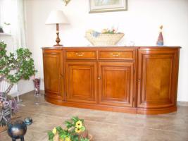 Foto 2 Wohnzimmereinrichtung 6-teilig italienische Möbel ( Verona )