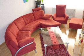 Wohnzimmergarnitur im Set um nur EUR 350