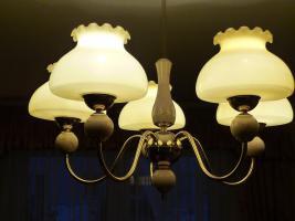 Foto 2 Wohnzimmerlampe
