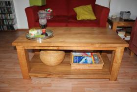 Foto 3 Wohnzimmerschränke und Couchtisch