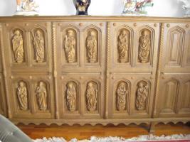 Wohnzimmerschrank-Apostelschrank Rarit�t