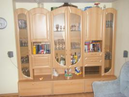 Wohnzimmerschrank (Buche)