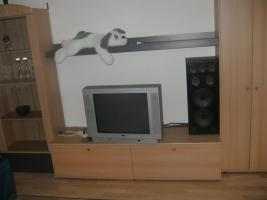 Wohnzimmerschrank Buche Hell !! G�nstig !!