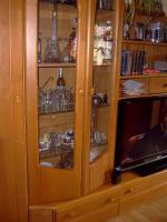 Foto 2 Wohnzimmerschrank Buche Holz