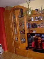 Foto 4 Wohnzimmerschrank Buche Holz
