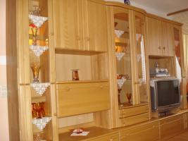 Wohnzimmerschrank (Echtholz)