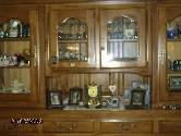 Foto 2 Wohnzimmerschrank und Fernehschrank