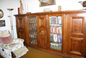 Wohnzimmerschrank Gelswenkirchener Barok