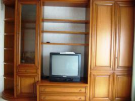 Foto 2 Wohnzimmerschrank echtes Kirschholz