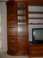 Foto 5 Wohnzimmerschrank echtes Kirschholz