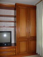 Foto 6 Wohnzimmerschrank echtes Kirschholz