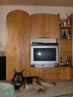 Foto 2 Wohnzimmerschrankwand