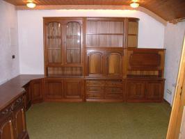 Foto 2 Wohnzimmerschrankwand Wohnzimmerschrank + Sideboard