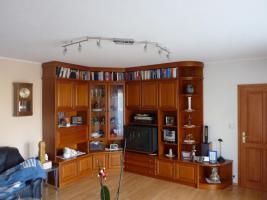 Wohnzimmerverbau kirsch