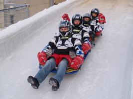 Wok Race - Wok fahren Igls