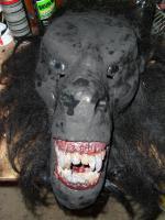 Wolfs Maske