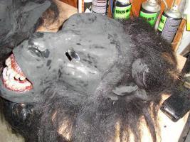 Foto 2 Wolfs Maske