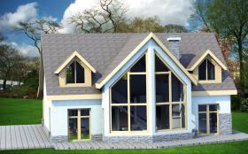Foto 2 Wood House