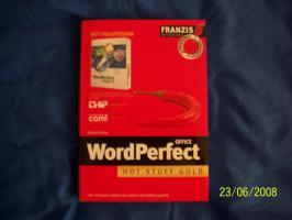 WordPerfect Office 11 Buch + CD-Rom