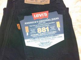 Wrangler, Lee, Levi's Jeans Restposten  NUR 6,50€/St.
